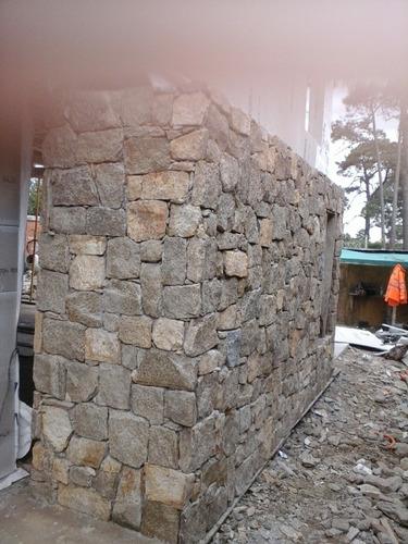 colocacion de piedras naturales