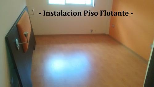 colocacion de piso flotante !(prefinished, y pvc )