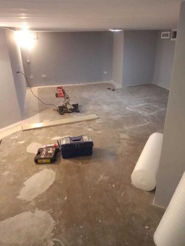 colocacion de pisos flotantes y pulido/plastificado de pisos