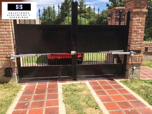 colocación de portón eléctrico - a todo el pais