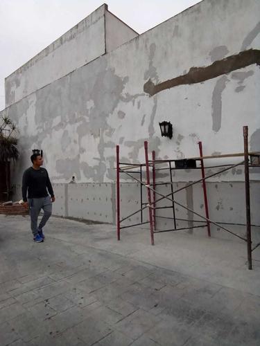 colocación de tarquini revear pintor en gral  silletero
