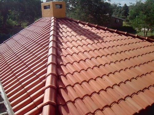 colocacion de tejas,impermeabilizacion,enmaderados