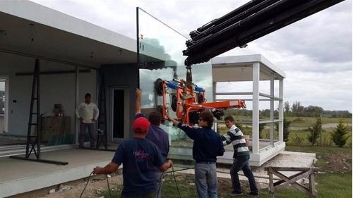 colocación de vidrios laminados urgencias. espejos ventanas