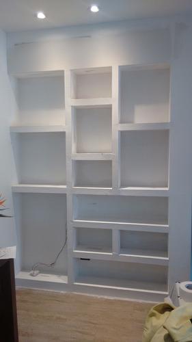 colocación durlock instalación v urquiza/pueyrredon /palermo