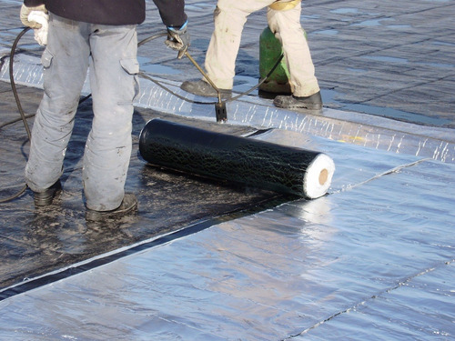 colocacion membrana asfaltica
