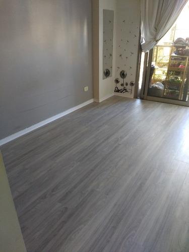 colocación piso flotante vinilico madera deck reparación