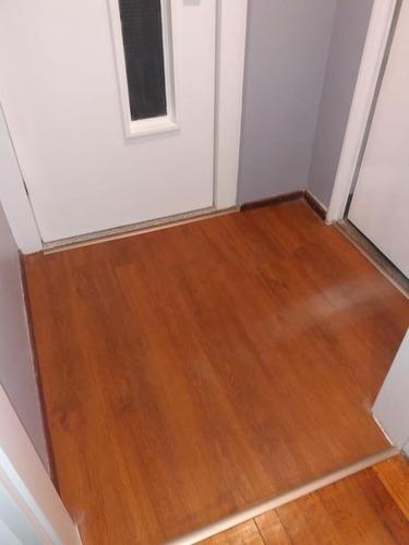 colocacion /  pisos flotante y vinilico click colocador caba