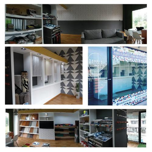 colocación pisos flotantes durlock empapelador alfombras