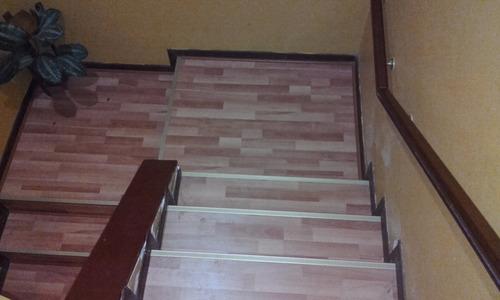 colocacion pisos flotantes -piso,manta,zocalos $110 mt cuad.
