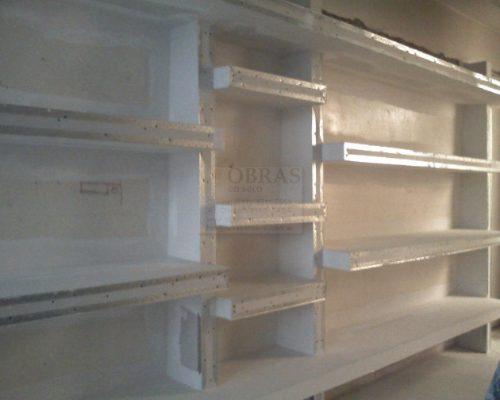 colocacion placa de yeso durlock - knauf y venta - drywall