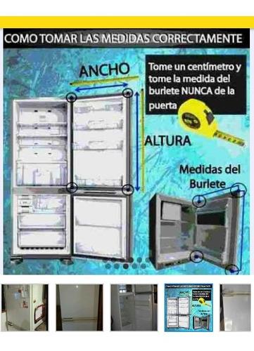 colocacion / recambio / de burletes a heladeras consulte