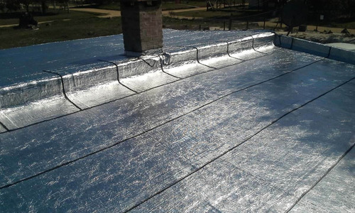 colocacion reparacion membrana asfaltica goteras filtracion
