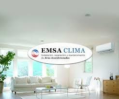 colocación, reparación,mantenimiento de aires acondicionados