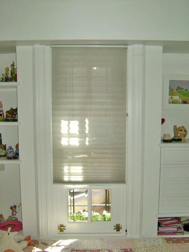 colocacion / service de cortinas roller, romana, riel, etc