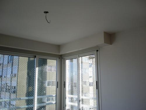 colocación techo y pared en durlock - revest. antihumedad