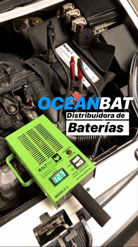 colocación y venta de baterías autos camiones barcos