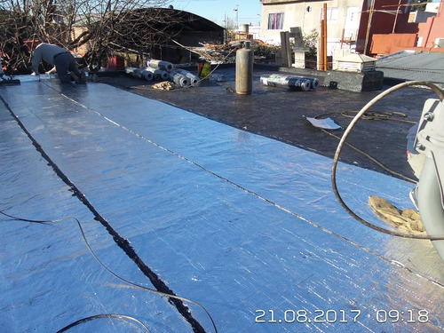 colocacion y venta de membranas ormiflex, casa y industria