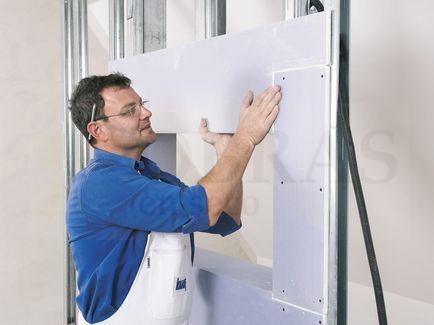 colocacion y venta placa yeso knauf durlock - drywall
