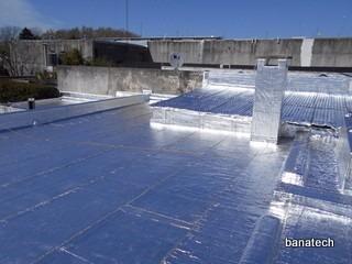 colocación y ventas de membranas para todo tipo de techos.