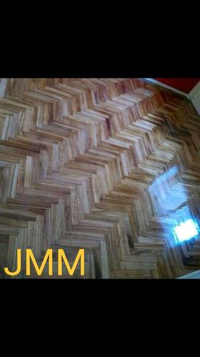 colocaciones de pisos de madera