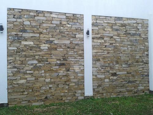 colocador de piedras naturales- frentista- muretes