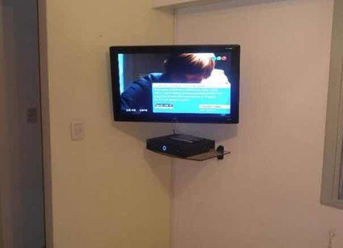 colocador instalacion tv lcd led  soporte fijo movil pared