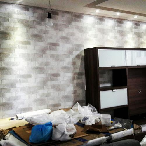 colocador papel de parede (aplicaçao e venda)