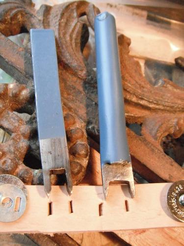colocadores de broches imantados en acero
