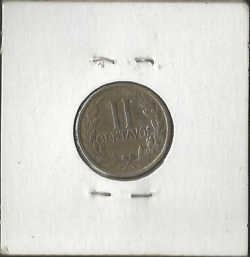 colombia 2 centavos 1921 jer354.04