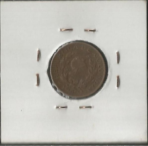 colombia 2 centavos 1949b jer356.04