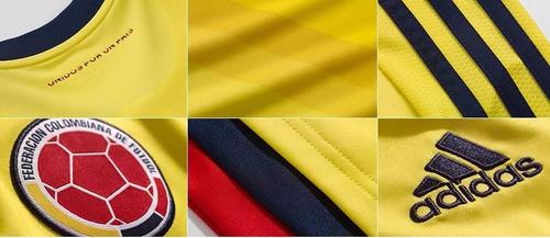 colombia 2016 camiseta seleccion