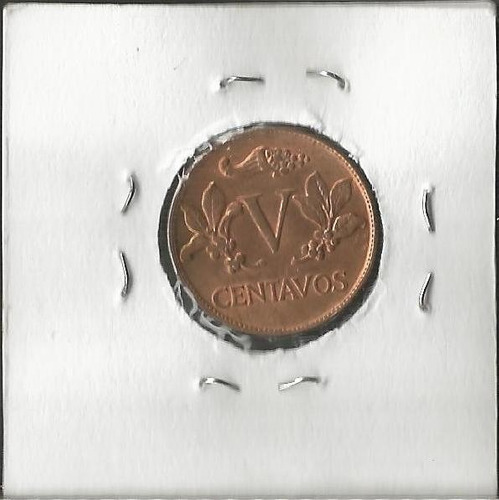 colombia 5 centavos 1973 jer372.07
