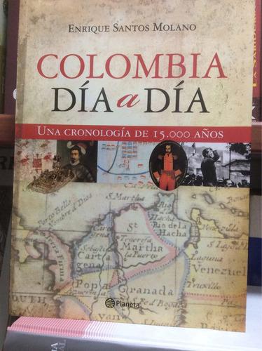 colombia dia a día-enrique santos molano