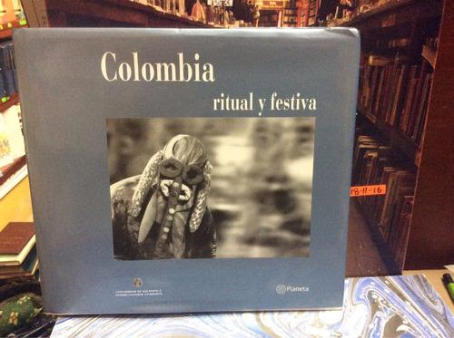 colombia ritual y festiva. fotografía