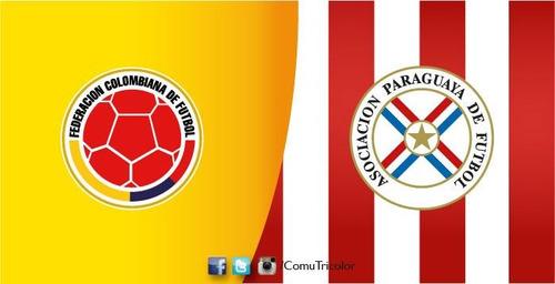 colombia vs paraguay tribuna norte