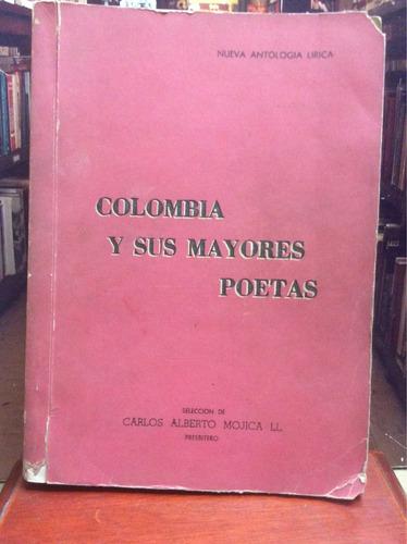 colombia y sus mayores poetas - carlos alberto mojica.