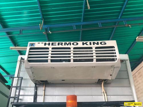 colon cava de aluminio con thermoking