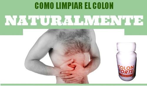 colon irritable solucion natural - colon forte