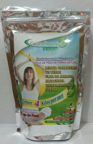 coloncleanser fibra natural, colón cleanser baja de peso