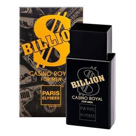 Colonia Billion Casino Royal 100ml Paris Elysees