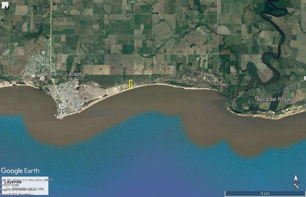 colonia cosmopolita - 5 has - costa de rio