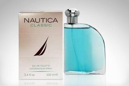 colonia nautica  100ml original