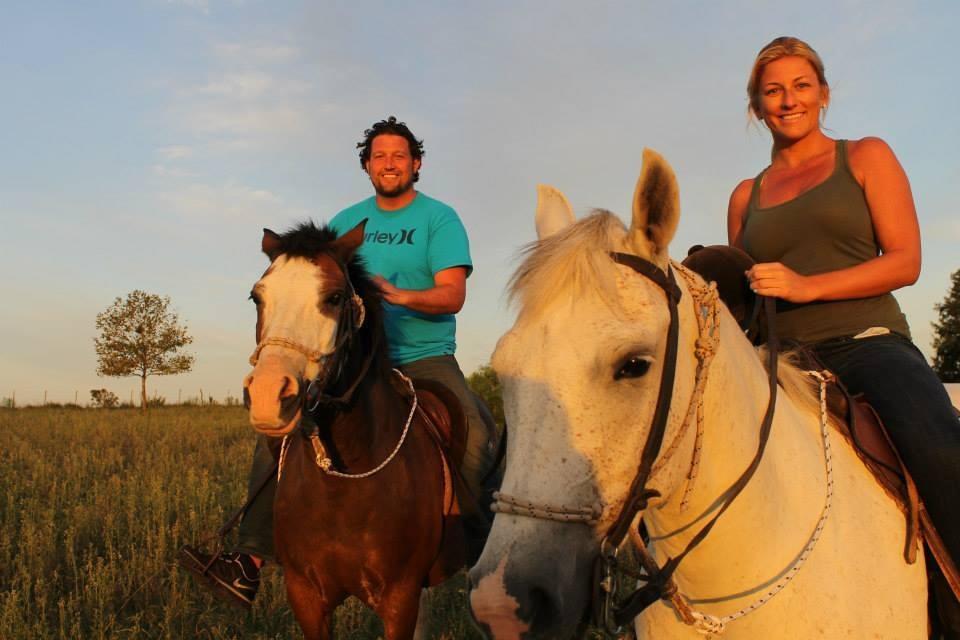 colonia posada de campo, horse farm
