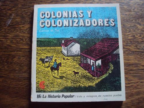 colonias y colonizadores carlos tur