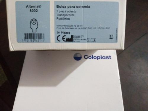 coloplas bolsa pediatrica número 8002