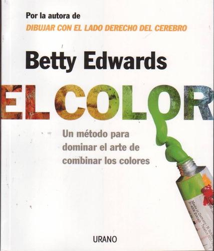 color / betty edwards (envíos)