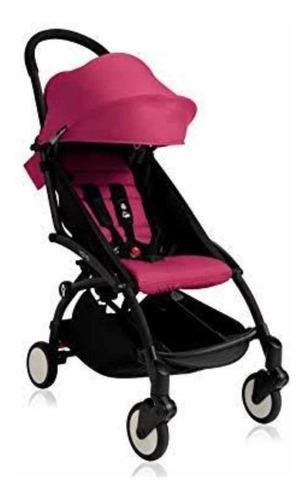 color pack babyzen yoyo pink - assento e capota