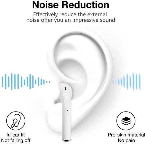 color verde audifonos i12 airpods tactil siri envio gratis