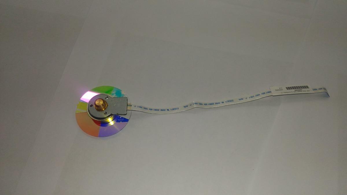 Color Wheel Disco De Cores Projetor Optoma Hd26 E Outros