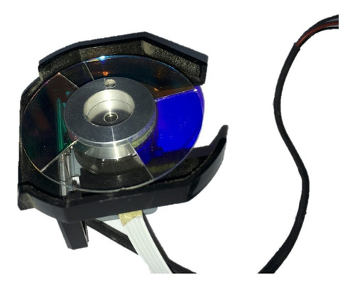 color wheel proyector benq mp612